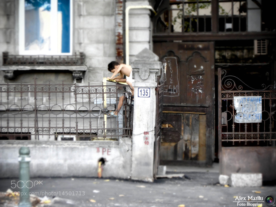 Photograph Childhood indigence by Alex Mazilu on 500px