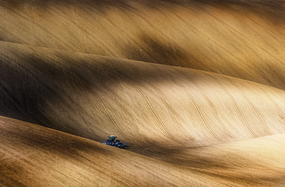 Photograph before seeding by Piotr Krol on 500px