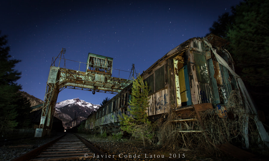 Estación de Canfranc by Javier Conde Latou on 500px.com