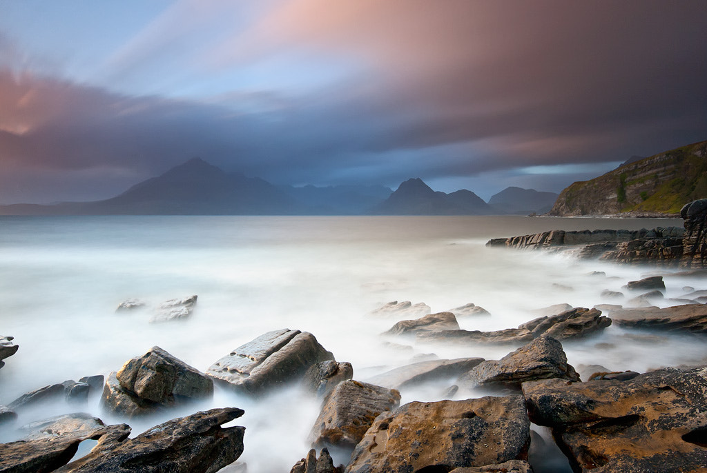 Photograph The shades of Black Cuillins by Nicolas Rottiers on 500px
