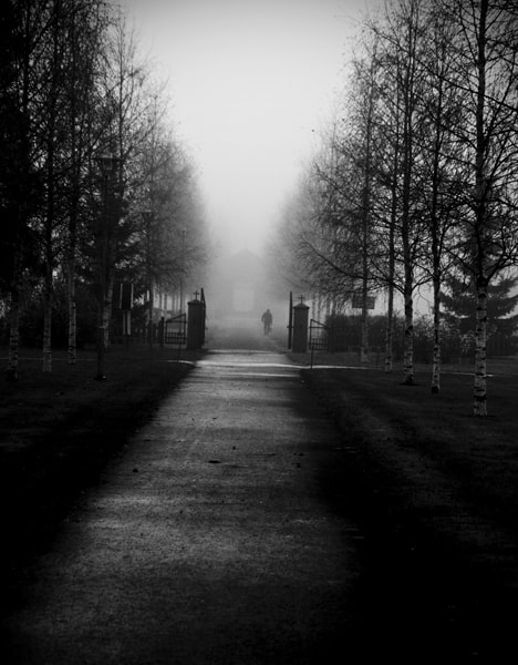 Photograph Cemetery by Pekka Kovala on 500px