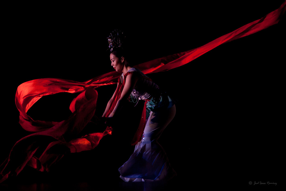 Photograph Lily Cai Chinese Dance Company by Joel Isaac Ramírez on 500px