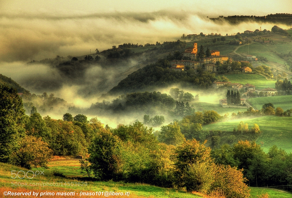 Photograph Montecorone ( zocca modena italy )_2653_ dvd 15 by primo masotti on 500px