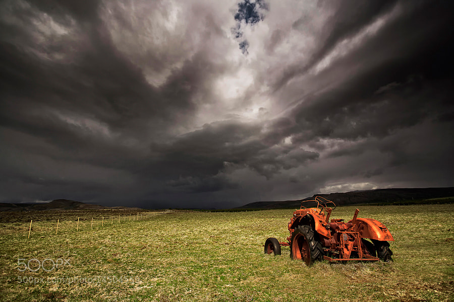 Photograph Stormy Clouds by Þorsteinn H Ingibergsson on 500px