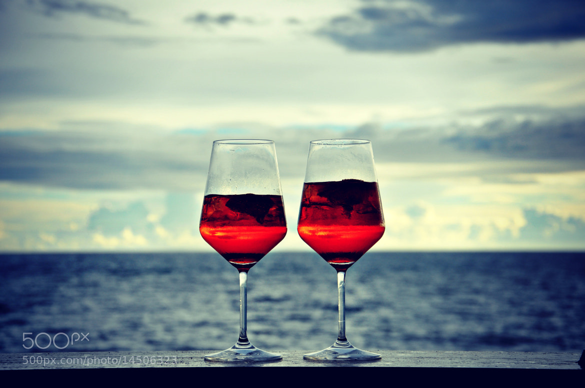 Photograph spritz for two by Claudia Gaiotto on 500px
