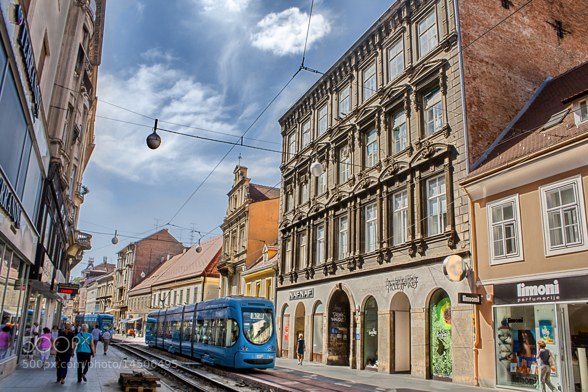 Photograph Zagreb by Jesús Sánchez Ibáñez on 500px