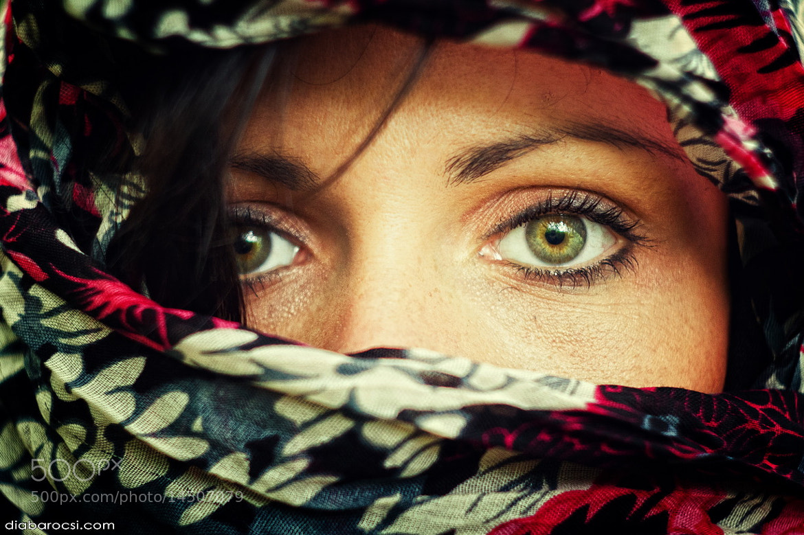 Photograph  Eyes of the World 3. by Diana Barocsi on 500px