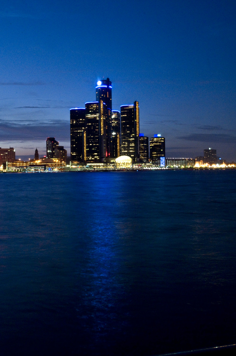 Photograph Detroit Skyline by Brian Rome on 500px