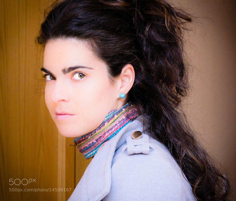 Photograph Lourdes' Portrait by Enrico Maria Crisostomo on 500px