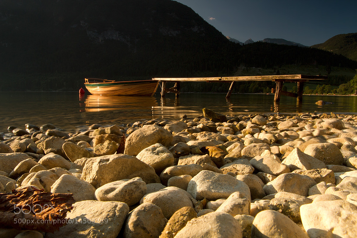 Photograph Bohinj afternoon by Bor Rojnik on 500px
