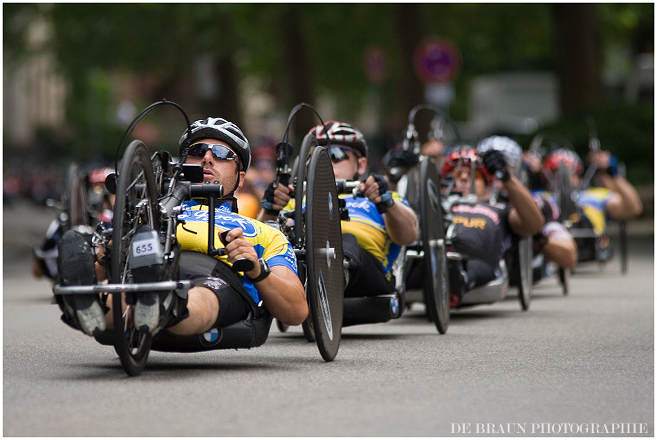 Photograph Handbike 2009 by Ralph Braun on 500px