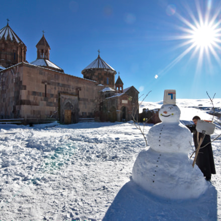 Snow Priest