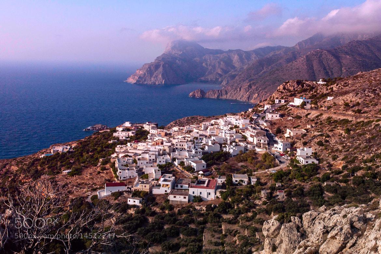 Photograph Mesochori | Karpathos | Greece by Hans K. on 500px