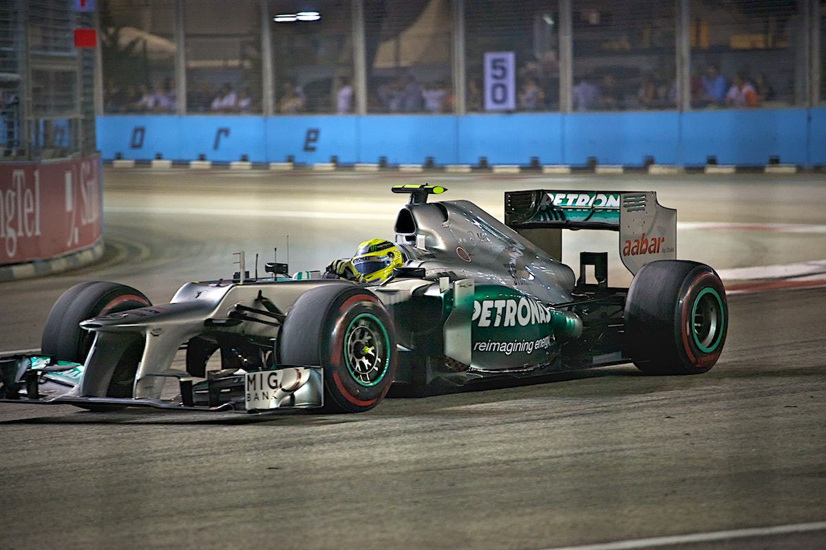 Photograph rosberg by Kevin Farley on 500px