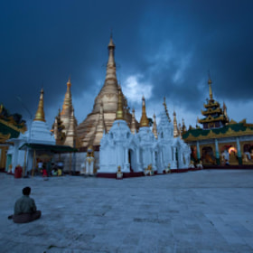 Storm is coming -Yangon, Burma by Jason Wang (jwang7)) on 500px.com