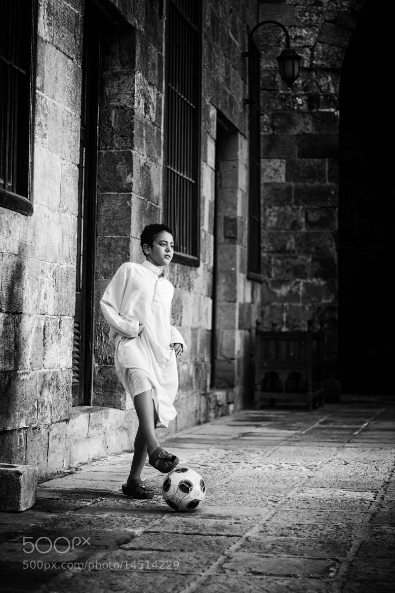 Photograph footballer by toni saliba on 500px