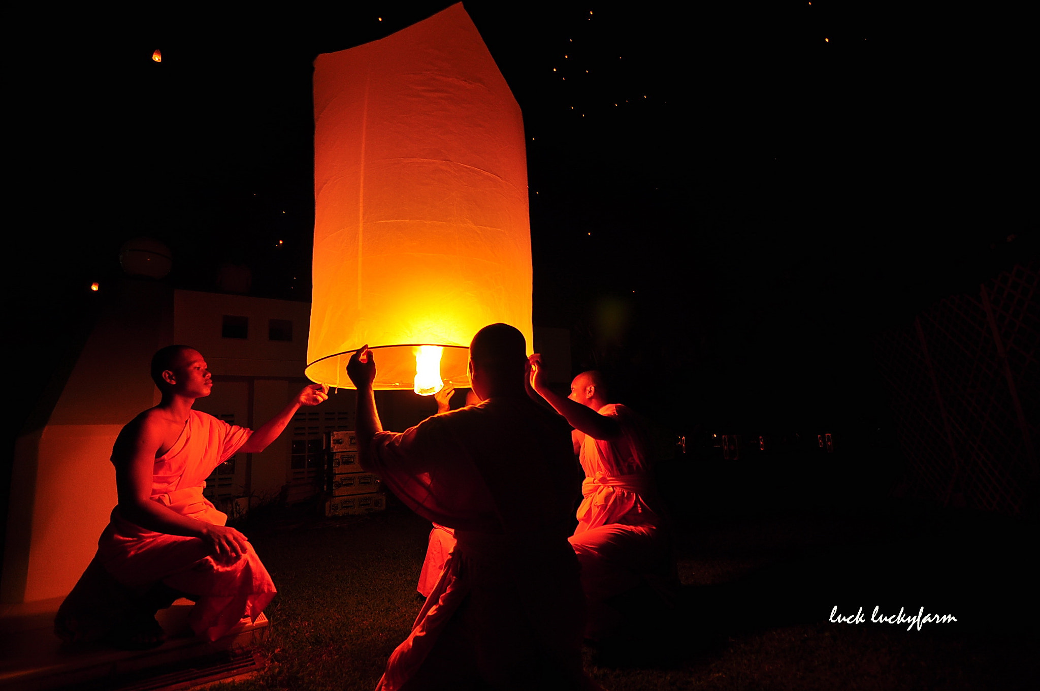 Photograph  Floating lamp by Luck Luckyfarm on 500px