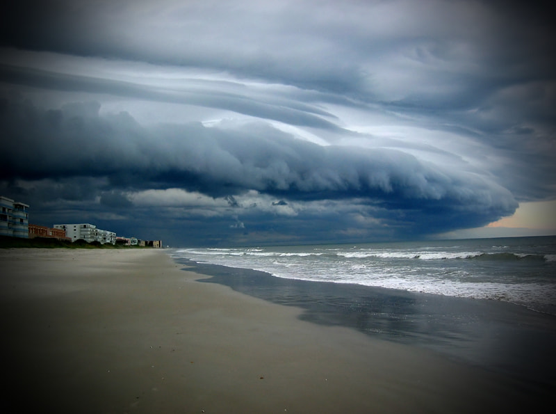 Photograph Storm cloud by Steve Gibson on 500px