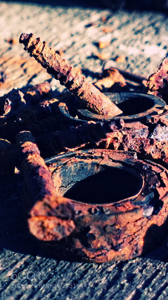 Photograph Rusty Things by Dávid Detkó on 500px