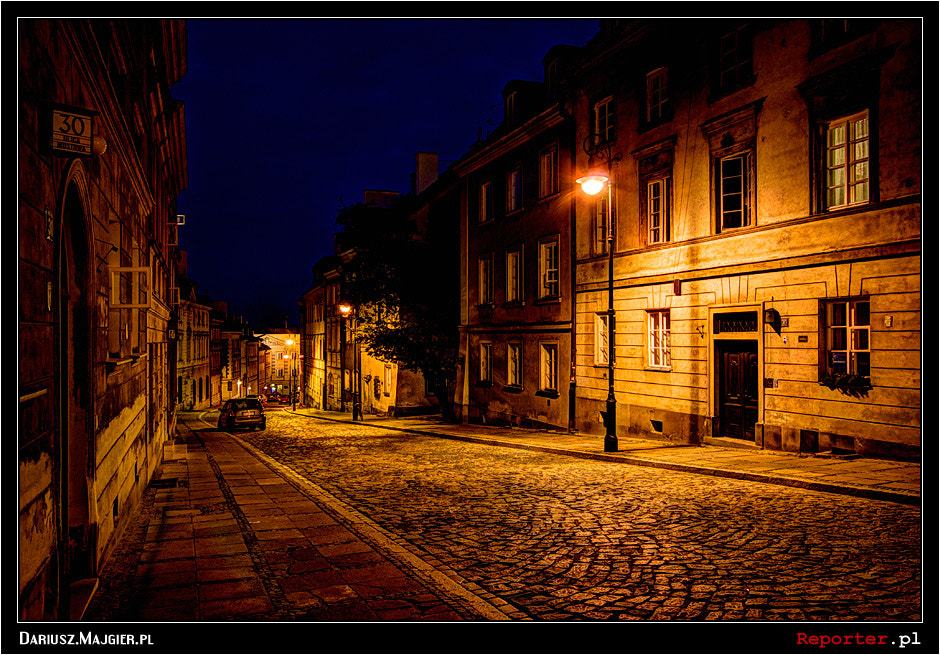 Photograph Old Town by Dariusz Majgier on 500px