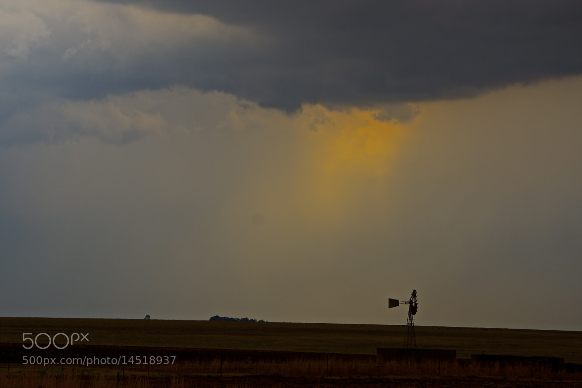 Photograph storm is here by Danny du Plessis on 500px