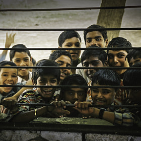 Government school. Punjab, India by Steve Day (steveday14)) on 500px.com
