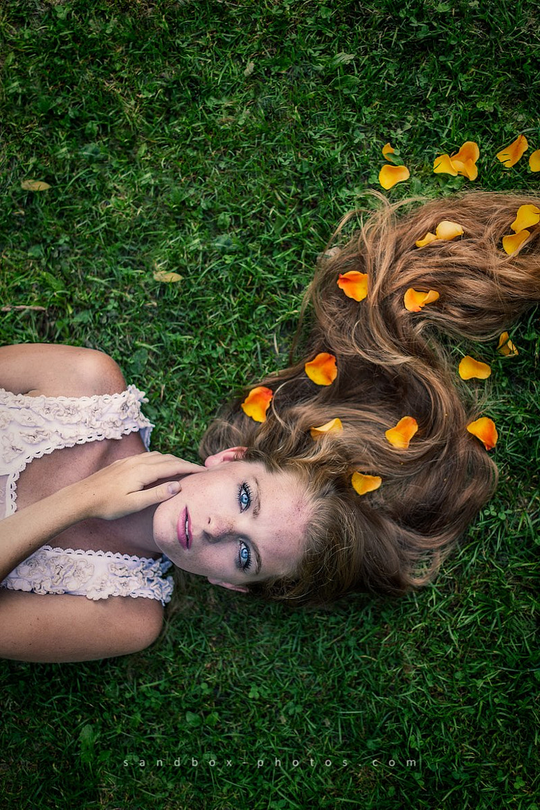 Photograph Her Flowers by Christopher Wesser on 500px