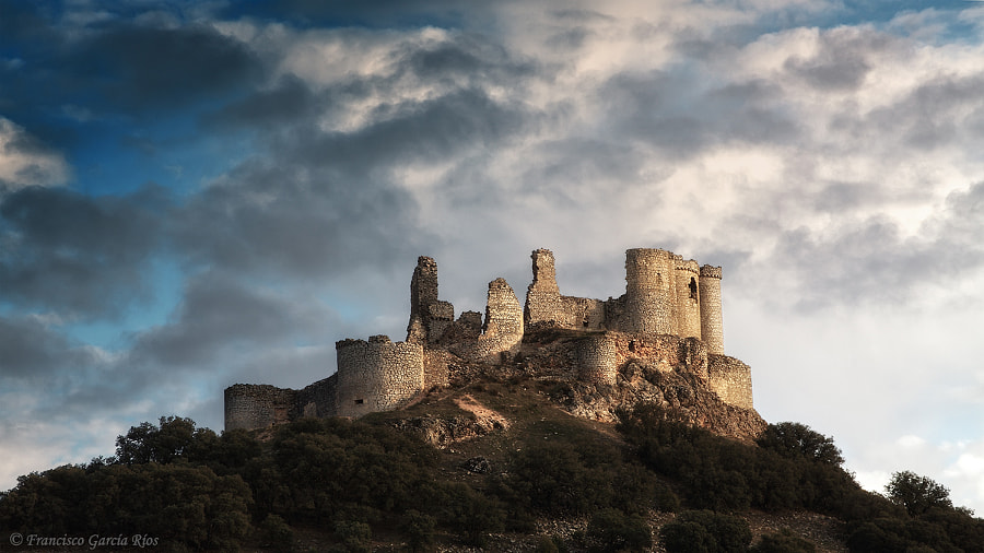 Almenara Castle (Puebla de Almenara, Cuenca, Spain) by Recesvintus Rex Gothorum on 500px.com