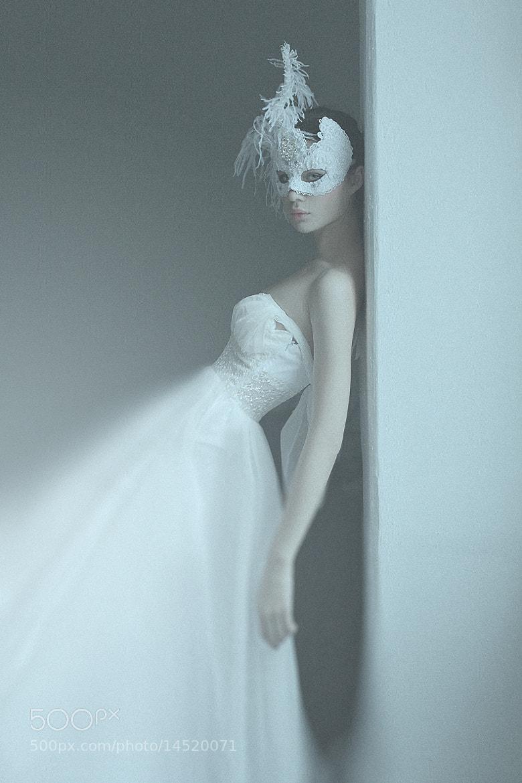 Photograph white Swan by Алина Куликова on 500px