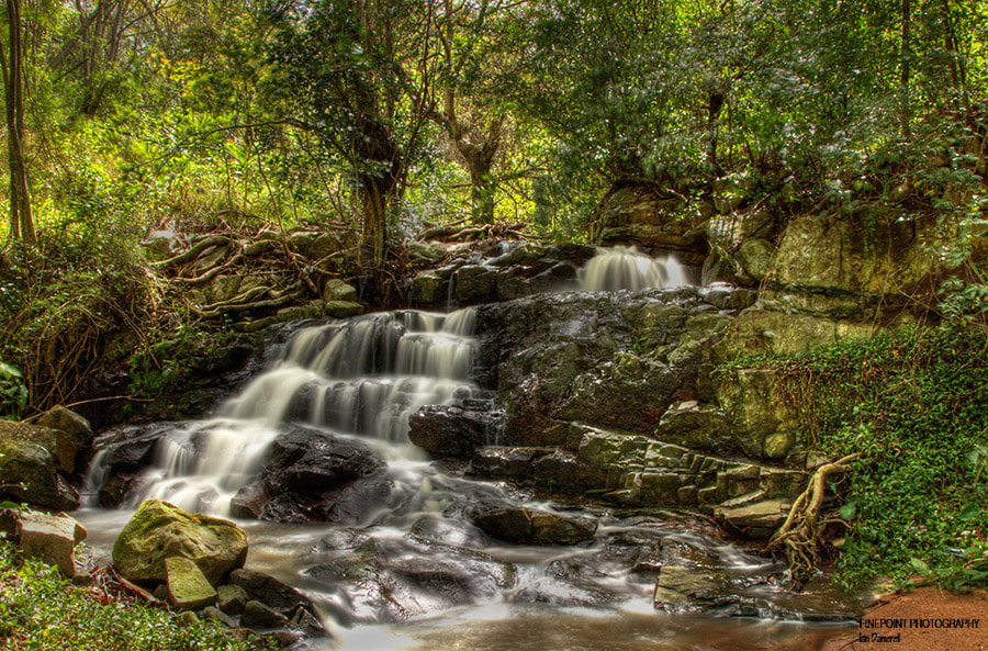 Photograph Waterfall by Ian  Damerell on 500px