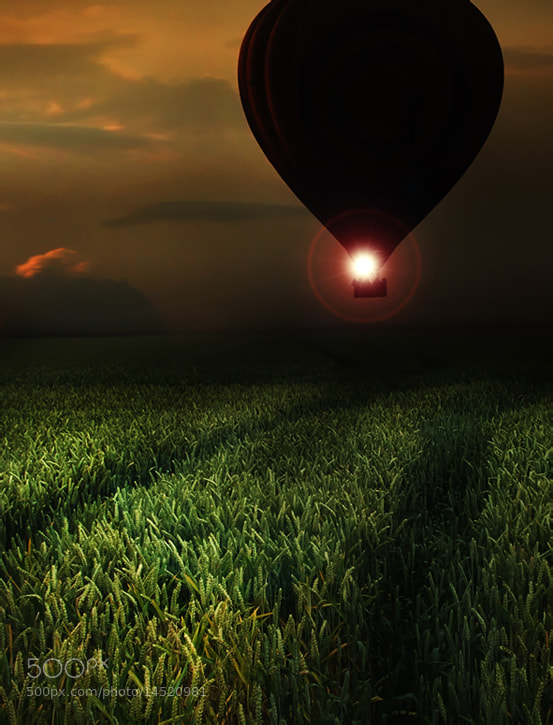 Photograph a lot of hot air by Patrick Strik on 500px