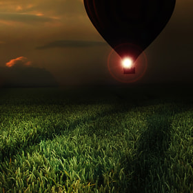 a lot of hot air by Patrick Strik (PatrickStrik)) on 500px.com