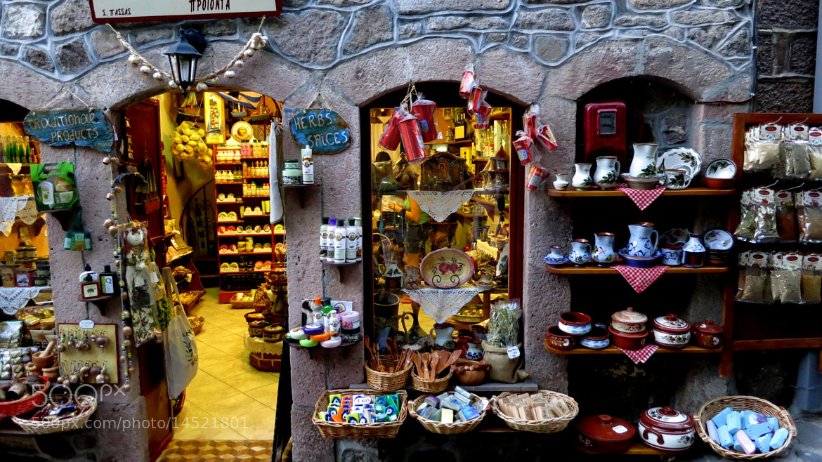 Photograph Souvenir Shop by Atila Yumusakkaya on 500px