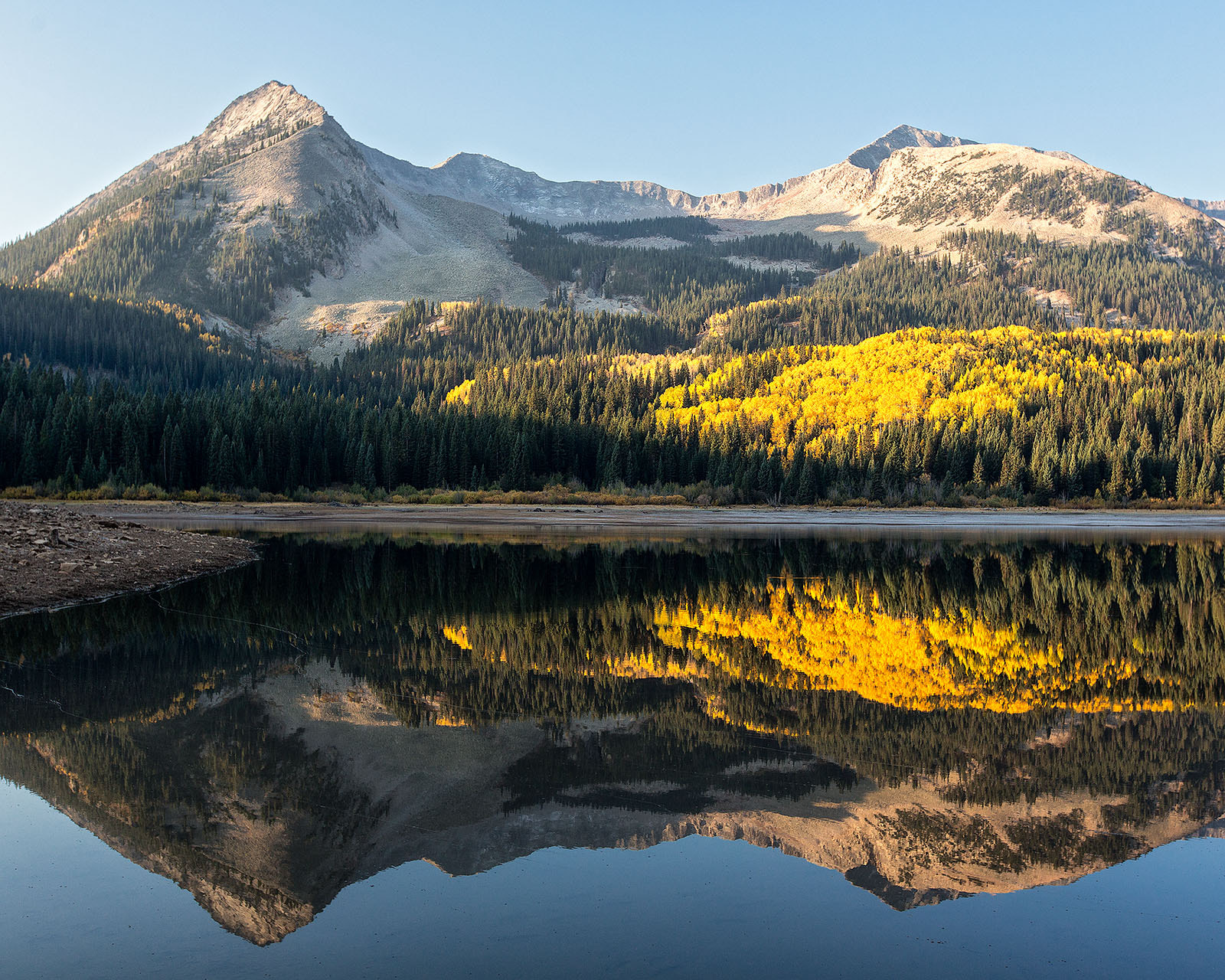 Photograph Lost Lake by Greg Ness on 500px