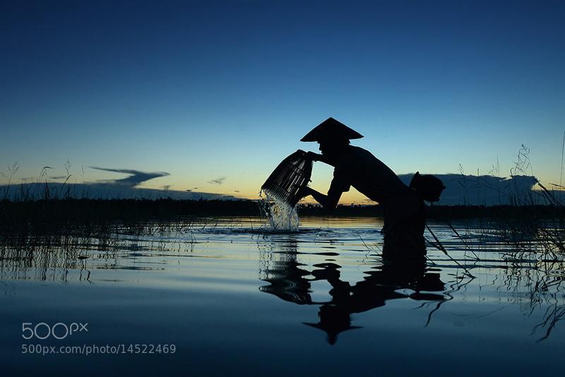 Photograph Fishing technic by sarawut Intarob on 500px