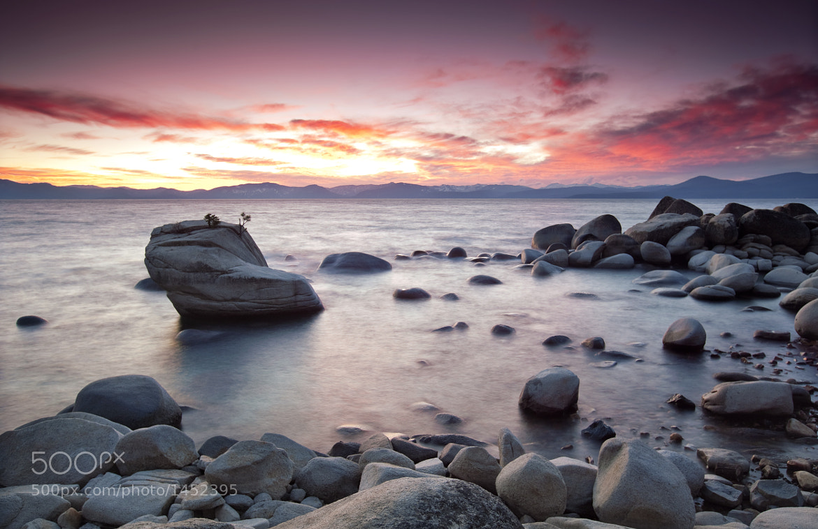 Photograph Calm Before the Storm, Lake Tahoe's East Shore by Grant Kaye on 500px