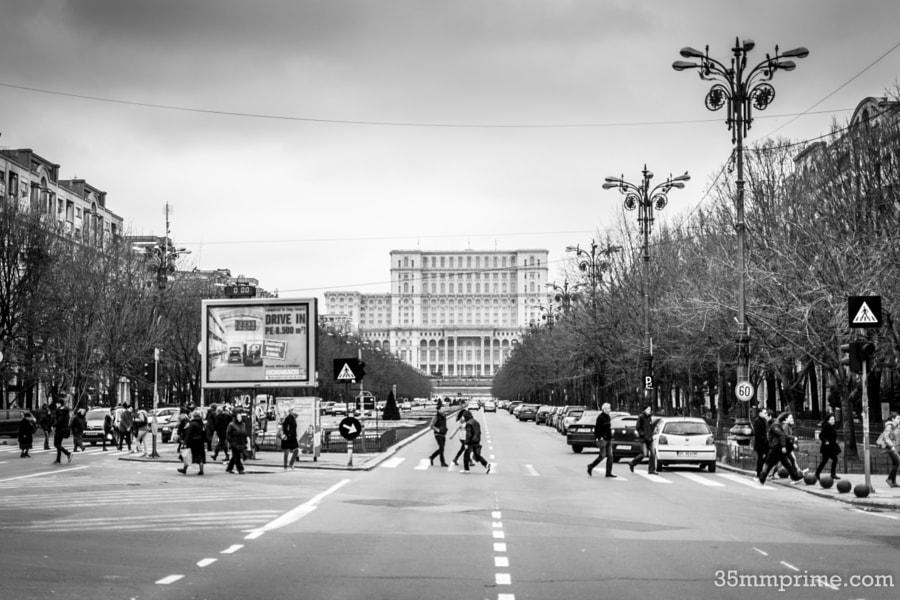 House of Parliament, Bucharest, Romania