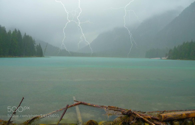 Photograph Lightning Lake by Giacomo Munda on 500px