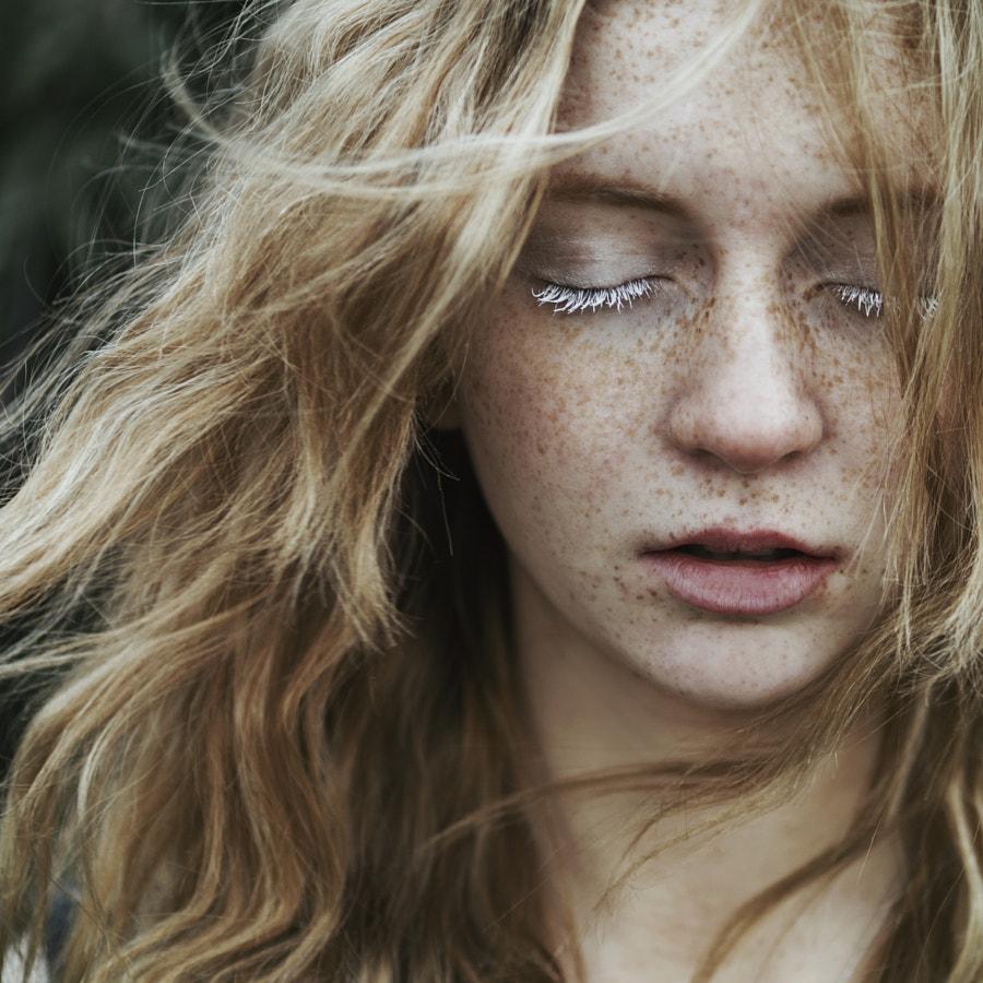 Freckles by Jovana Rikalo on 500px.com