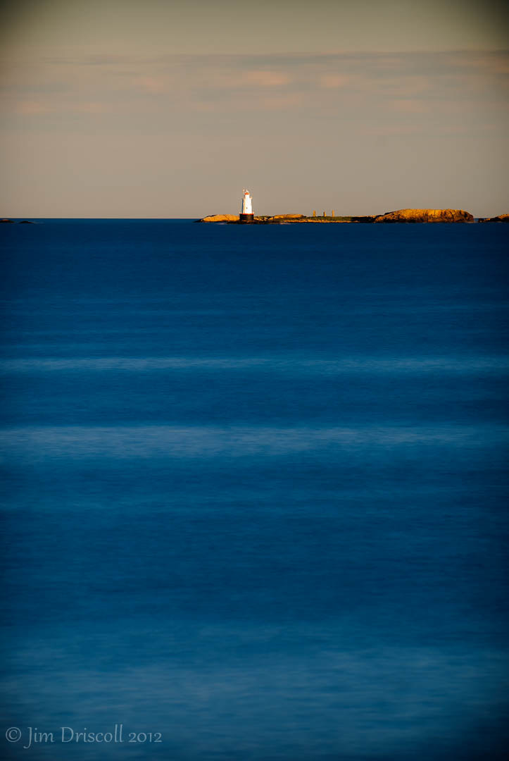 Photograph Lighthouse off in the distance. by Jim Driscoll on 500px