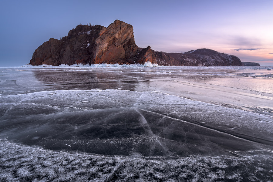 Olkhon Island, Lake Baikal by Andrey Omelyanchuk on 500px.com