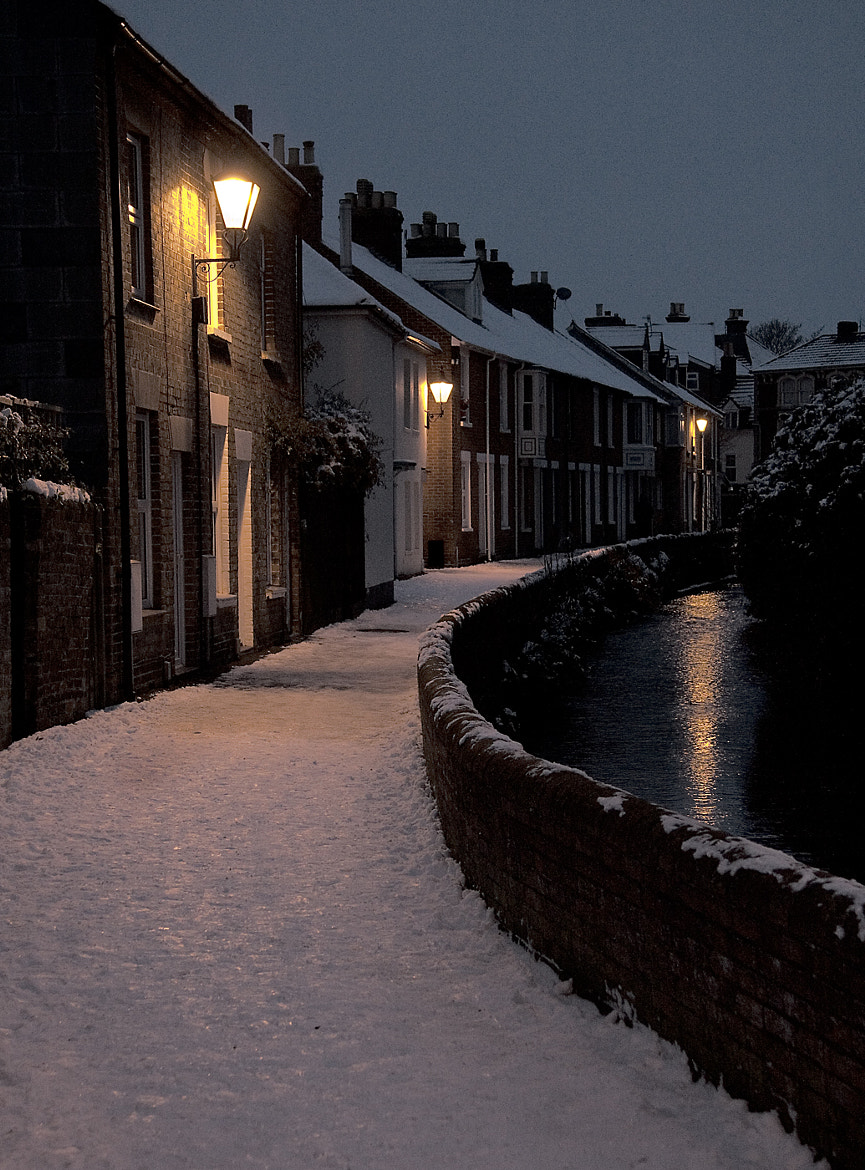 Photograph Water Lane by Tony Oliver on 500px