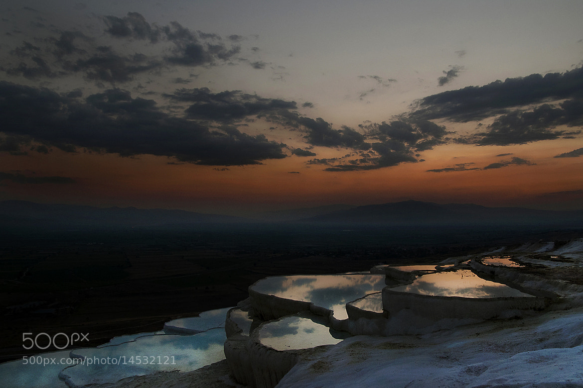 Photograph Pamukkale by Ali Güven on 500px