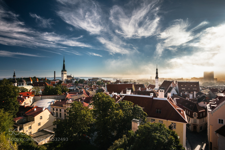 Photograph Tallinn Postcard by Artem Sapegin on 500px