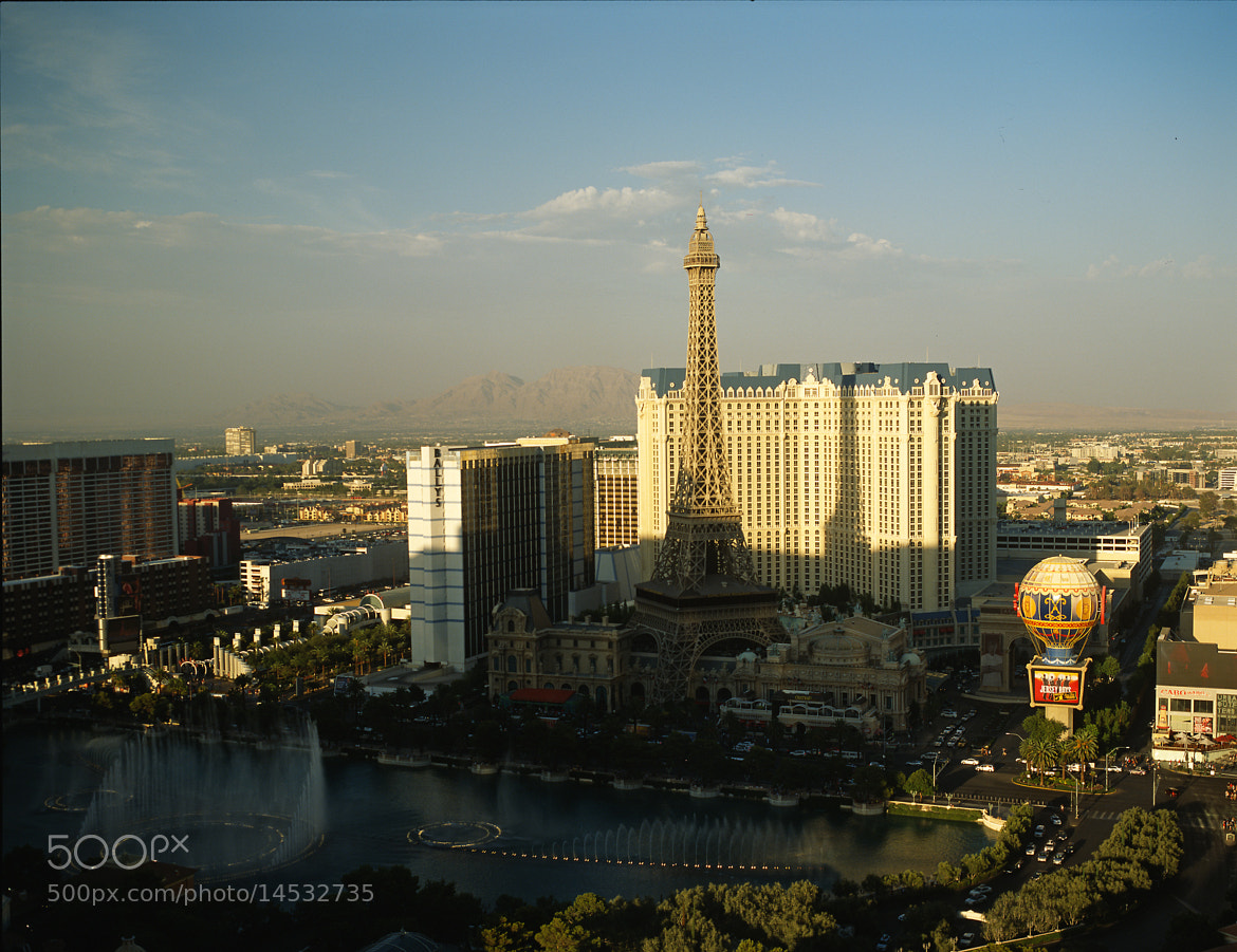 Photograph Vegas by Dmitry Vishnevskiy on 500px