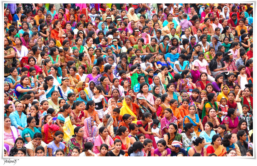 Photograph The Colorful Ladies by Jaskiran Singh Batra on 500px