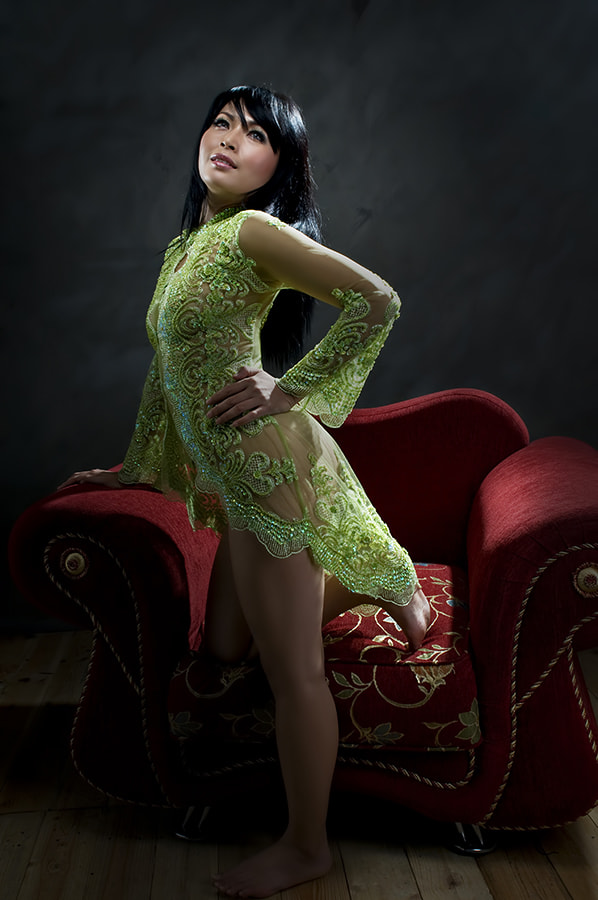 Photograph Pose In Kebaya by Daniel S on 500px
