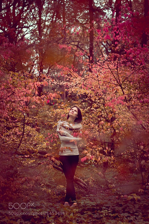 Photograph Autumn portrait by Katerina Akimova on 500px