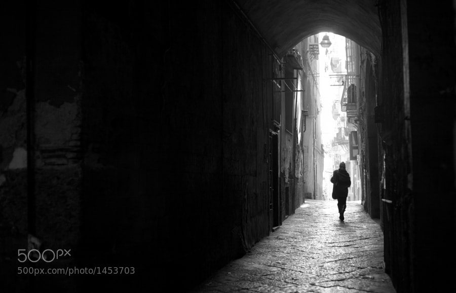 Photograph Into The Light by Giuseppe Parisi on 500px