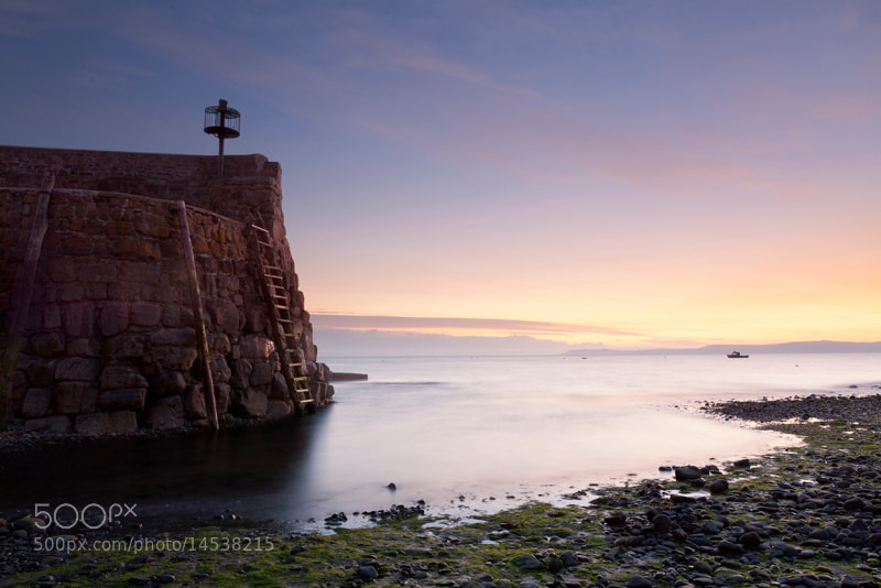 Photograph Clovelly sunrise by Terry Gibbins on 500px